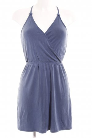 Abercrombie & Fitch Minikleid blau Casual-Look