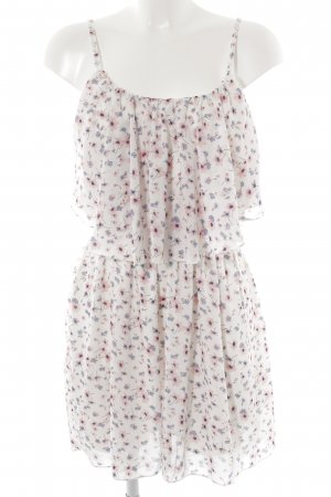 Abercrombie & Fitch Mini vestido estampado floral look casual