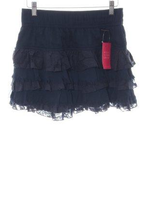 Abercrombie & Fitch Minirock schwarz Elegant