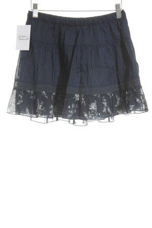 Abercrombie & Fitch Mini rok donkerblauw Beach-look