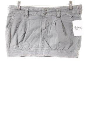 Abercrombie & Fitch Minirock grau Casual-Look