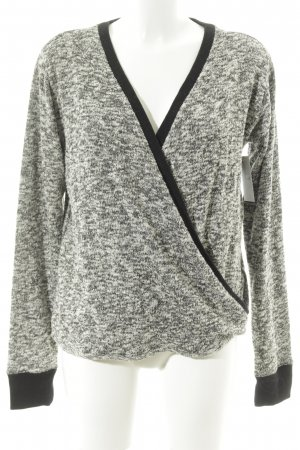 Abercrombie & Fitch Oversized Sweater multicolored glittery