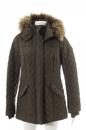 Abercrombie & Fitch Parka caqui look casual