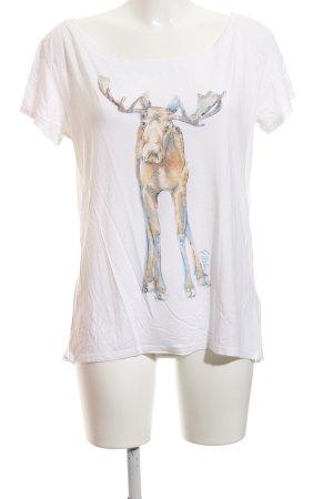 Abercrombie & Fitch Camiseta estampada estampado temático look casual