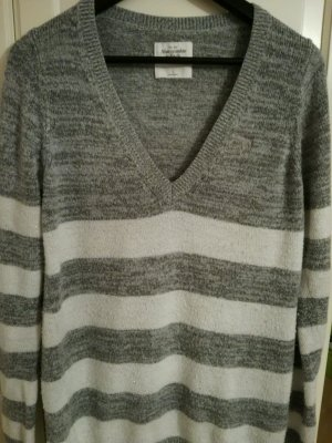 Abercrombie & Fitch Pullover Gr.M-XL Strick Winter granny Oversized knitwear