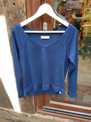 Abercrombie & Fitch Pullover Gr. S blau