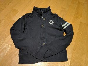 Abercrombie & Fitch Sweater dark blue