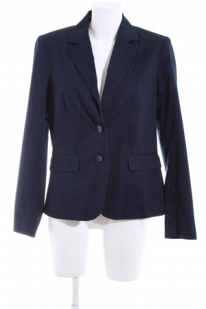 Abercrombie & Fitch Ripstopjacke blau Business-Look