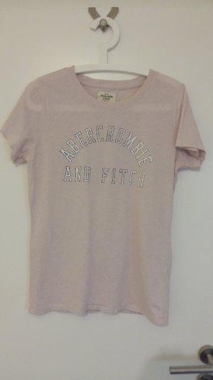 Abercrombie & Fitch, rosa Shirt, Gr. L, Top Zustand