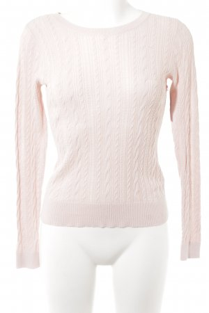 Abercrombie & Fitch Crewneck Sweater pink casual look