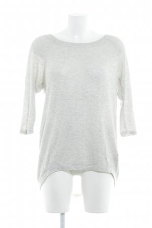 Abercrombie & Fitch Rundhalspullover wollweiß Casual-Look