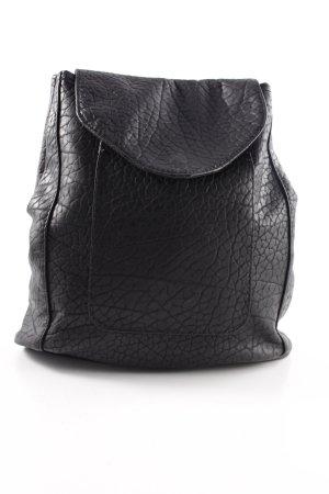Abercrombie & Fitch Schulrucksack schwarz Casual-Look