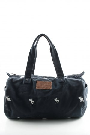 Abercrombie & Fitch Shopper animal pattern casual look