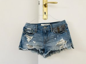 Abercrombie & Fitch Shorts 2 26 Jeans Jeansshorts