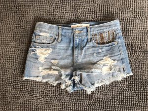 Abercrombie & Fitch Pantalón corto de tela vaquera multicolor