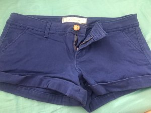 Abercrombie & Fitch Shorts azul