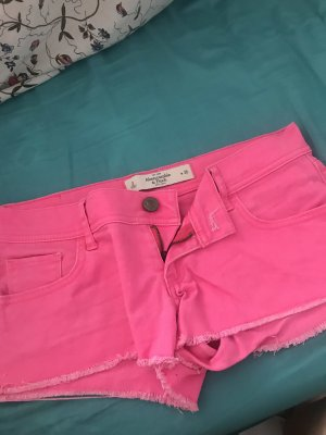 Abercrombie & Fitch Shorts rosa