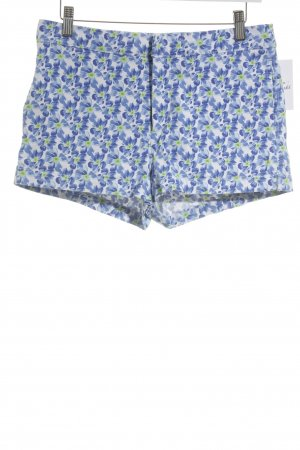 Abercrombie & Fitch Shorts Blumenmuster Casual-Look