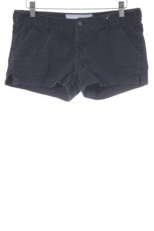 Abercrombie & Fitch Shorts dunkelblau
