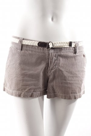 Abercrombie & Fitch Shorts gestreift