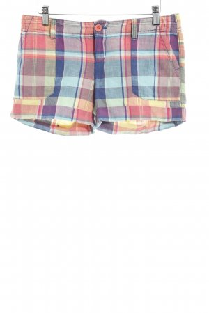 Abercrombie & Fitch Shorts check pattern casual look