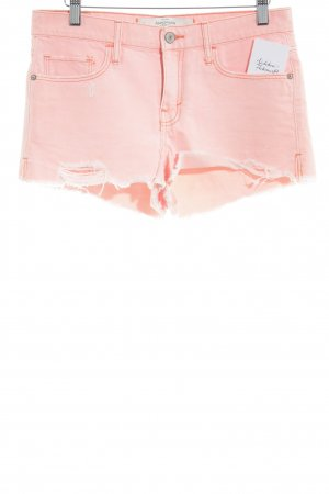 Abercrombie & Fitch Shorts lachs Casual-Look