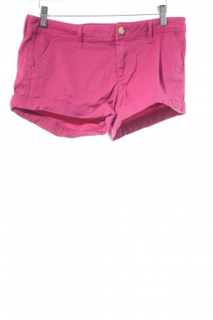 Abercrombie & Fitch Shorts magenta Casual-Look