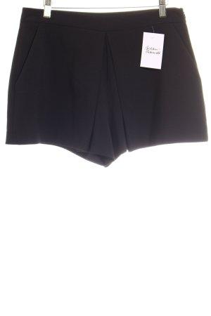 Abercrombie & Fitch Shorts schwarz klassischer Stil