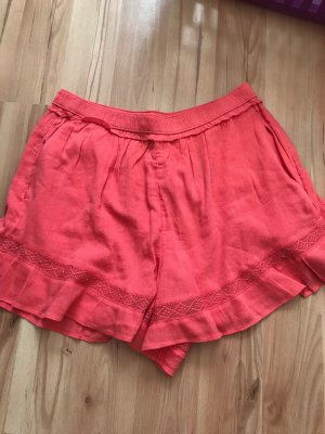 Abercrombie & Fitch High-Waist-Shorts multicolored