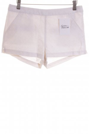 Abercrombie & Fitch Shorts white-oatmeal classic style