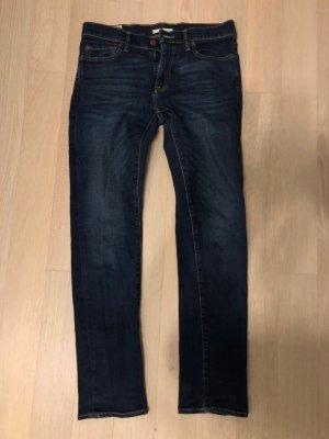 Abercrombie & Fitch Skinny Jeans 32/32 Dunkelblau