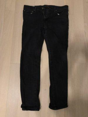 Abercrombie & Fitch Skinny Jeans 32/32 Schwarz