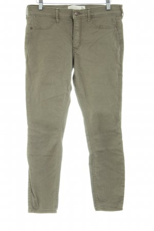 Abercrombie & Fitch Skinny Jeans khaki casual look