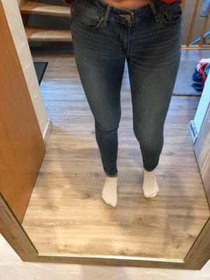 Abercrombie & Fitch Jeans skinny multicolore