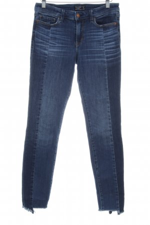 Abercrombie & Fitch Vaquero skinny azul look casual