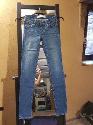 Abercrombie & Fitch Skinny Jeans Gr. XXS W24 L31