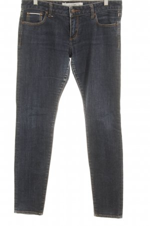 Abercrombie & Fitch Skinny Jeans graublau Casual-Look