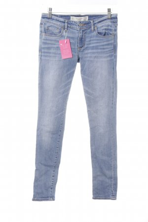 Abercrombie & Fitch Skinny Jeans himmelblau Casual-Look