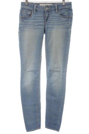 Abercrombie & Fitch Skinny Jeans kornblumenblau Casual-Look