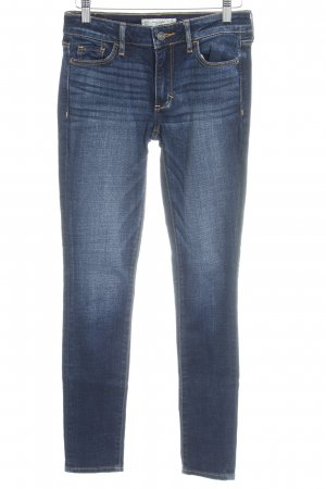 Abercrombie & Fitch Skinny Jeans mehrfarbig Casual-Look