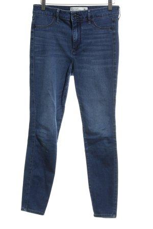 Abercrombie & Fitch Skinny Jeans mehrfarbig Jeans-Optik