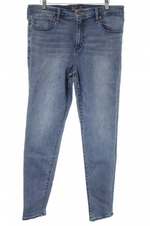 "Abercrombie & Fitch Skinny Jeans ""Simone High Rise "" blau"