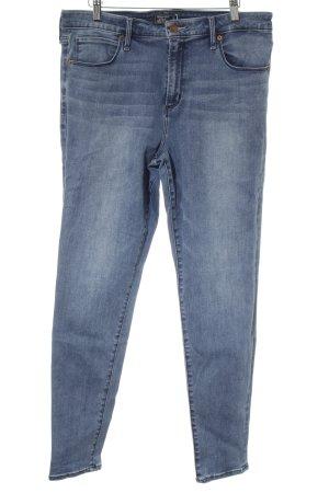 "Abercrombie & Fitch Skinny Jeans ""Simone High Rise "" blau"