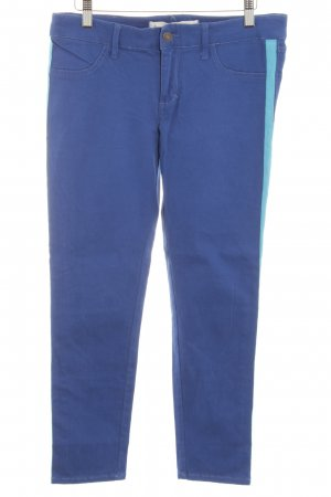 Abercrombie & Fitch Skinny Jeans stahlblau-hellblau Casual-Look