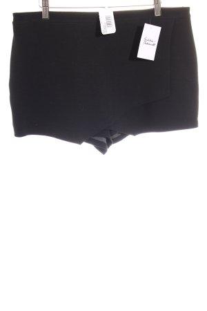 Abercrombie & Fitch Skorts schwarz klassischer Stil