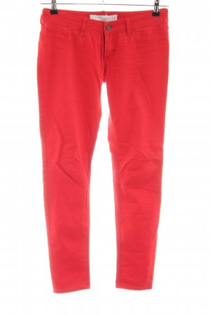 Abercrombie & Fitch Slim Jeans red casual look