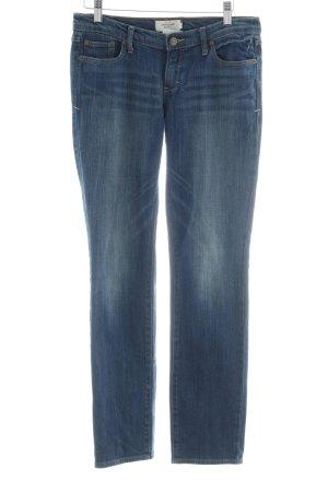 """Abercrombie & Fitch Jeans slim fit """"Erin"""" blu scuro"""