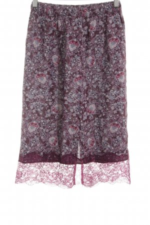 Abercrombie & Fitch Lace Skirt allover print casual look