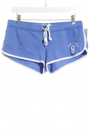 Abercrombie & Fitch Sportshorts mehrfarbig College-Look