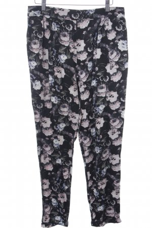 Abercrombie & Fitch Stoffhose florales Muster Casual-Look